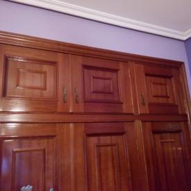 Cambio de puertas a un armario